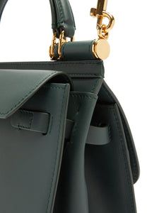 Sicily small leather bag