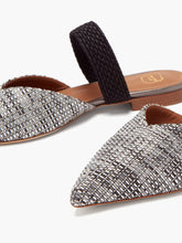 Load image into Gallery viewer, Maisie point-toe woven mules