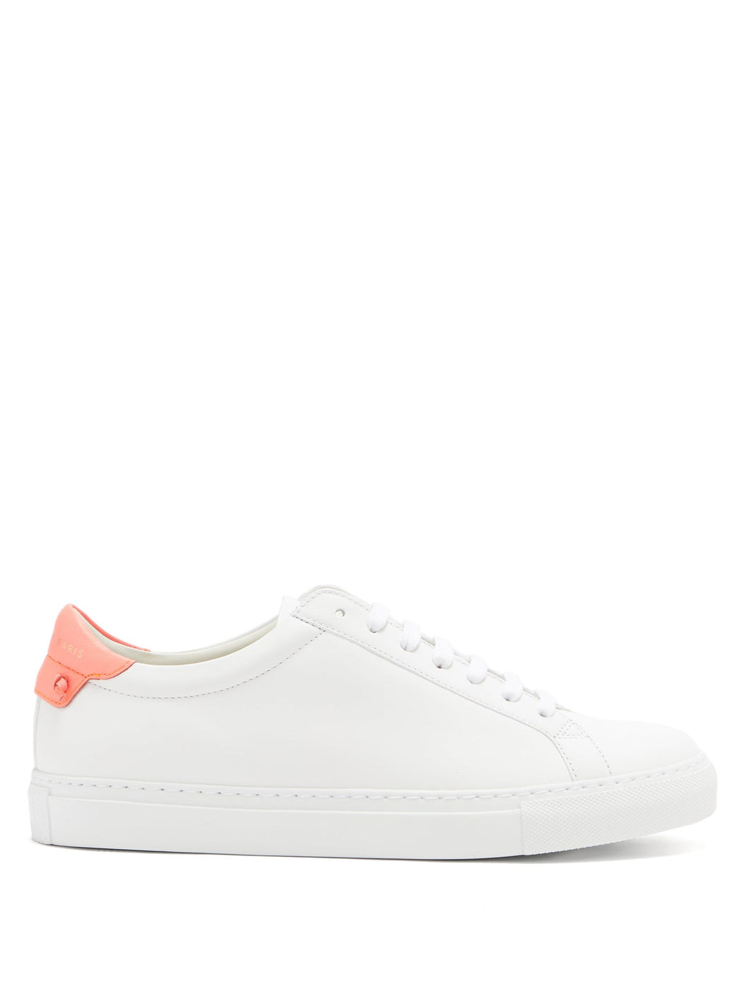 Urban Street leather trainers