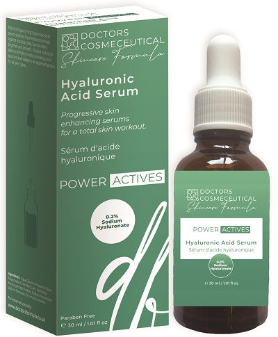 Doctors Formula Power Active Hyaluronic Acid 30ml