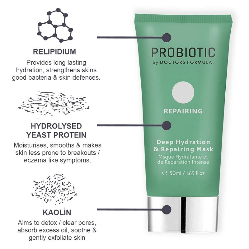 Doctors Formula | Skincare | Anti-Ageing | Face | Beauty | Probiotic