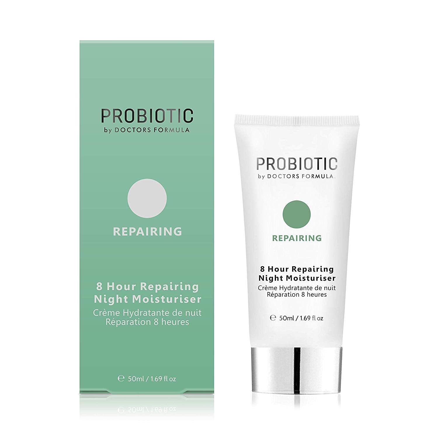 Doctors Formula - Probiotics - 8 Hour Repairing Night Moisturiser 50ml