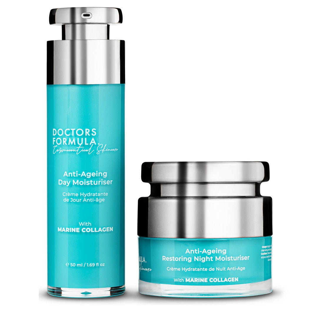 Doctors Formula Day and Night Anti Ageing Moisturiser offer