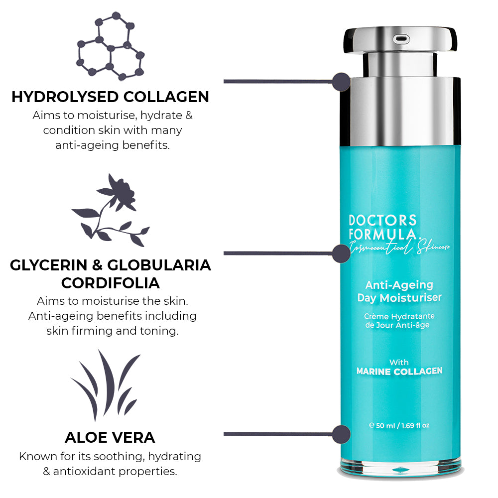 SAVE £298.05  Buy the Instant Eye Hydration Treatment and receive FREE the Anti-Ageing Day & FREE Night Moisturisers