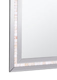 Mosaic Tiled Frame Mirror