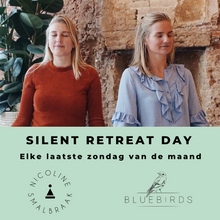 Afbeelding in Gallery-weergave laden, Silent One-Day Retreat