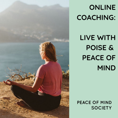 ONLINE COACHING: PEACE OF MIND