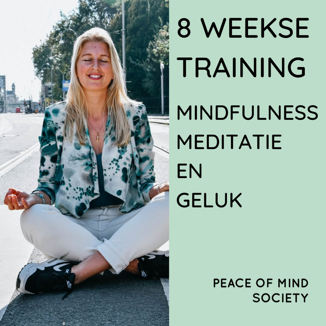 Achtweekse Mindfulness Training