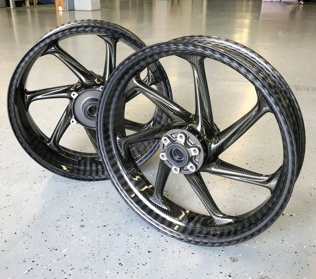 S1000RR Carbon Wheels