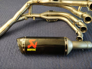 Akrapovic Optional Header System BMW S1000RR 2019+