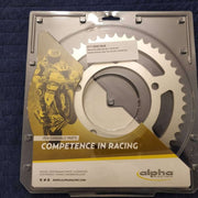 Alpha Racing Rear Sprocket 520 Pitch BMW S1000RR 2019+ (K67)