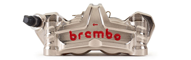 Brembo GP4-MS 100mm Front Calipers (Pair)