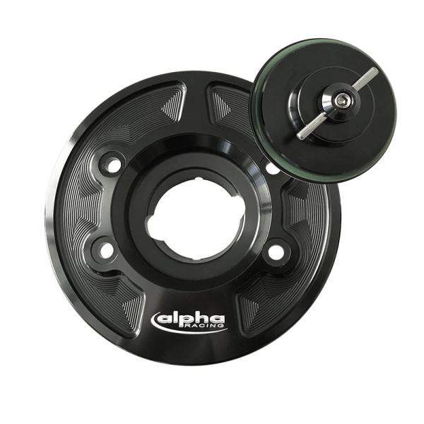 Alpha Racing Quick Action Fuel Cap S1000RR (All Years)
