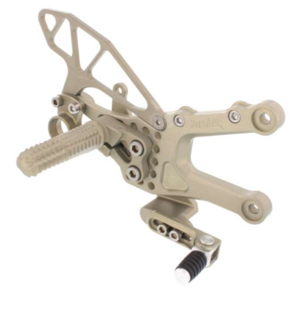 Attack Performance Rearsets