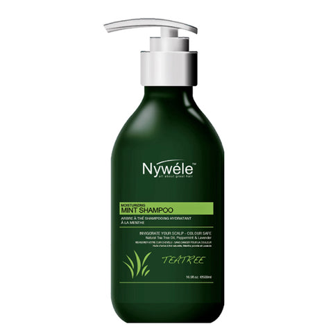 Nywele TeaTree Mint Shampoo 500ml (16.9oz)