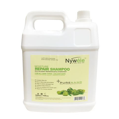Olive Oil Moisturizing Repair Shampoo - 5L Backbar