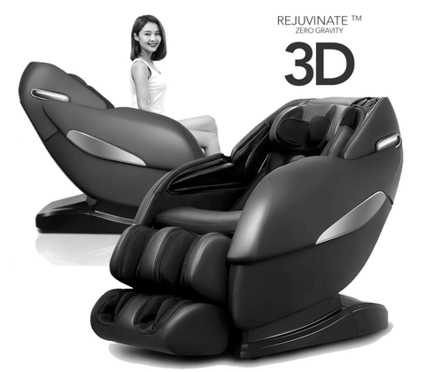 Infinity Quad Roller Full Body Massage Chair - TM7000