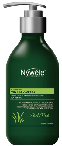 TeaTree  Mint Shampoo 500ml (16.9oz)