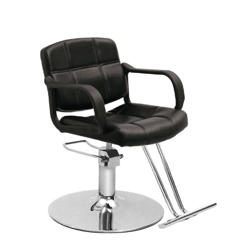 """AMBER"" Professional Salon Styling Chair"