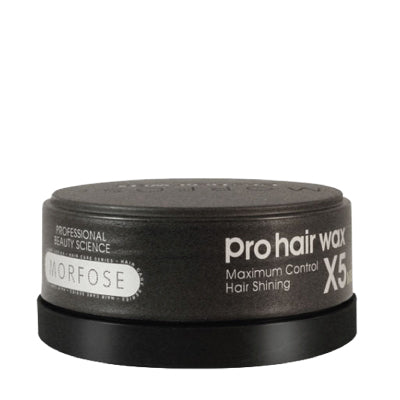 MORFOSE Pro Hair Wax 150ml - Maximum Control Hair Shining