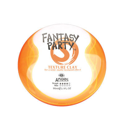 Angel Fantasy Party Texture Clay (for a semi-matte textured effect)
