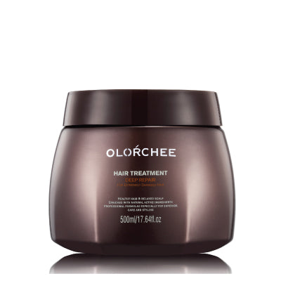 Olorchee Deep Repair Hair Treatment Mask - For extremely damaged hair 1000g