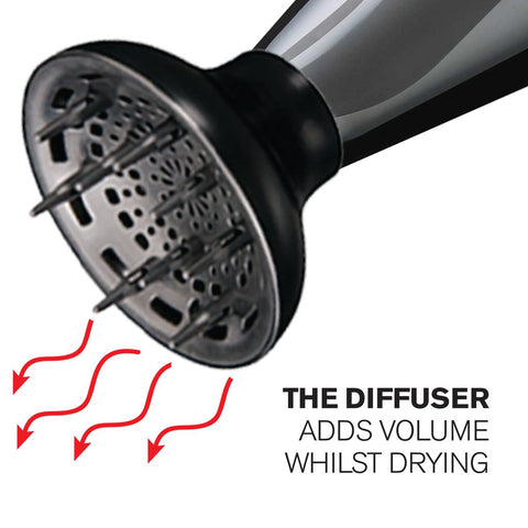INF Blow Dryer Diffuser - For Curly Hair
