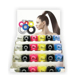EZ Bobble Traceless Hair Rings - Retail Kit of 24 boxes