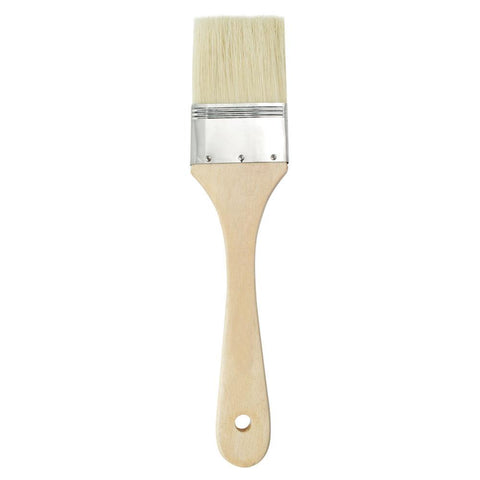"DannyCo Flat Spa Brush - 2"" Medium Size"