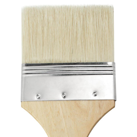 "DannyCo Flat Spa Brush - 3"" Large Size"