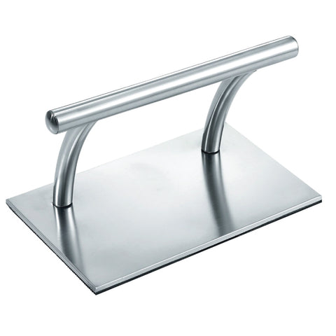 Salon Stainless Steel Footrest