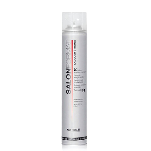 BRELIL Salon Format Hairspray - Strong 500ml