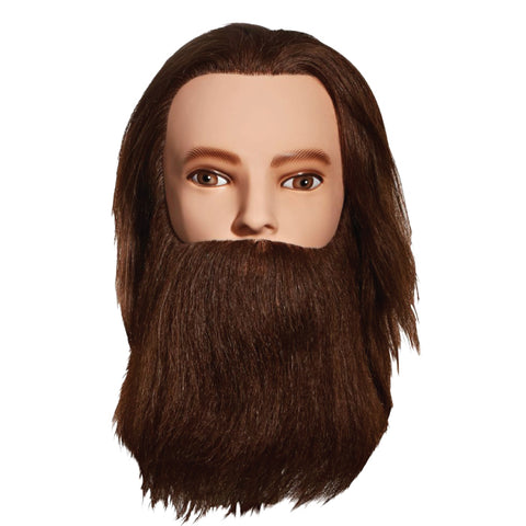 Mr. Mannequin Head with Beard