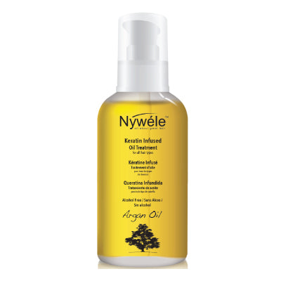 Nywele Keratin Infused Oil Treatment 100ml (3.4oz)
