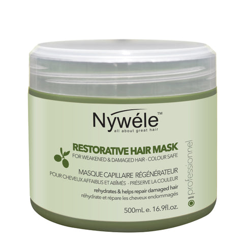 Nywele  Olive Oil  Moisturizing Repair Mask 500ml (16.9oz)