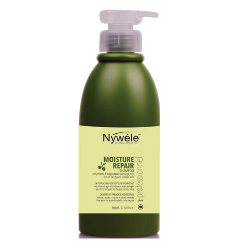 Nywele Olive Oil Moisturizing Repair Shampoo 800ml (27.0oz)