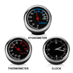 Digital Clock Thermometer Hygrometer