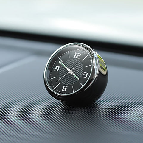 Clock Auto Dashboard