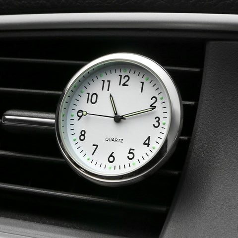 Car Clock Clip Air Freshener
