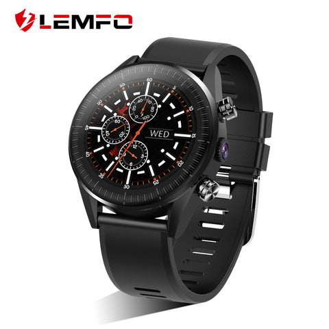 LEMFO KC05 4G Smart Watch, Android 7.1.1 Waterproof