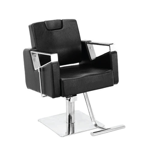"""SIMBA"" Professional Barbing/Styling Chair with Recline"