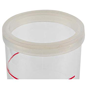 Facial Steamer Glass Jar Rubber Gasket