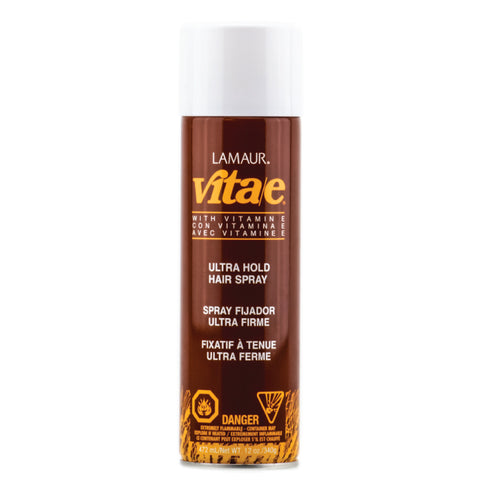 Vita E Scented ULTRAHOLD Hair Spray - 414ml