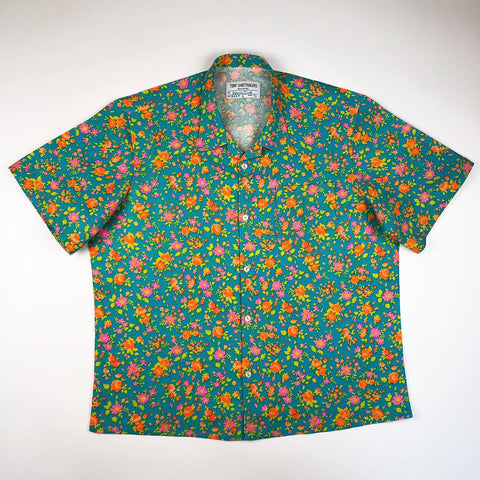 Acid Floral Camp Shirt (beachZine Limited Edition)