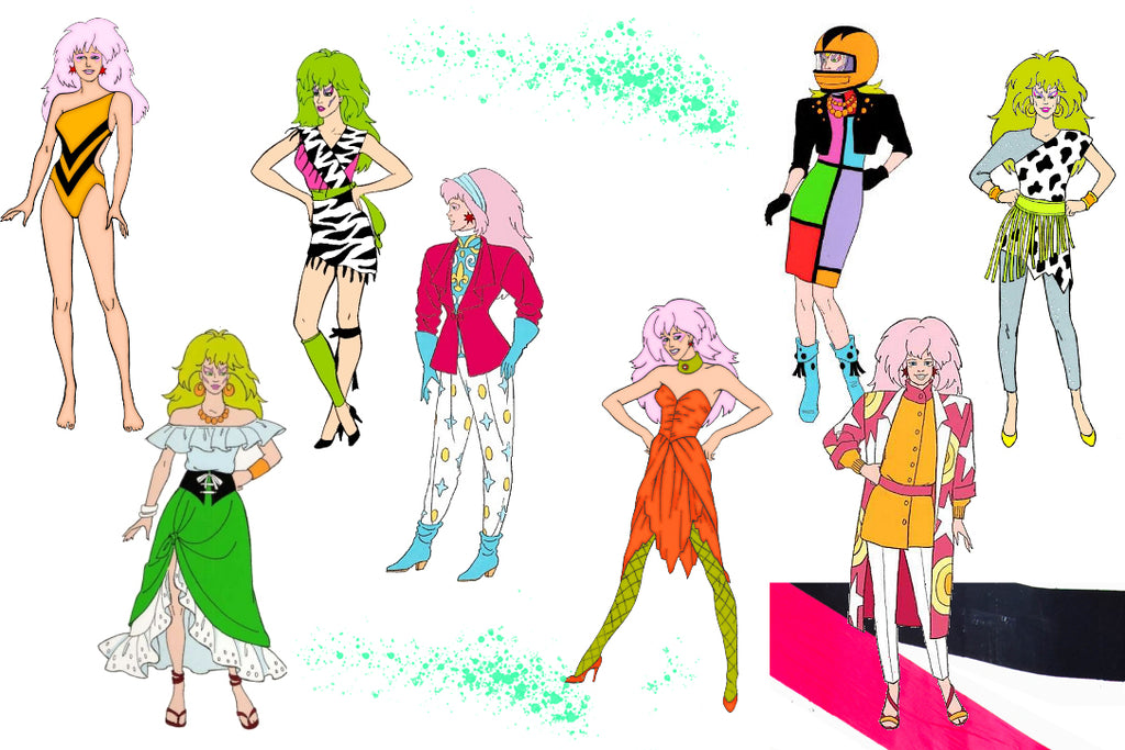 Jem And The Holograms Fashion Caro Gomez