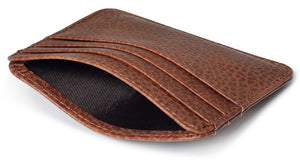 Slim Wallet with 7 pockets