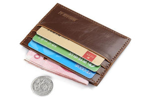4 Pocket Horizontal-style Mini Wallet