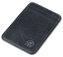 Load image into Gallery viewer, Retro Feel Thin Leather 5 pocket Wallet