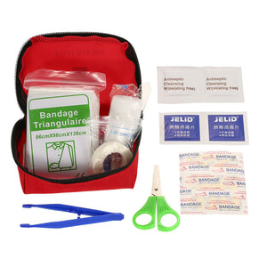 First Aid Kit - 35 pieces