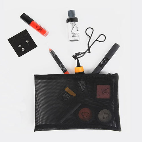 Small Cosmetics or Tech Bag
